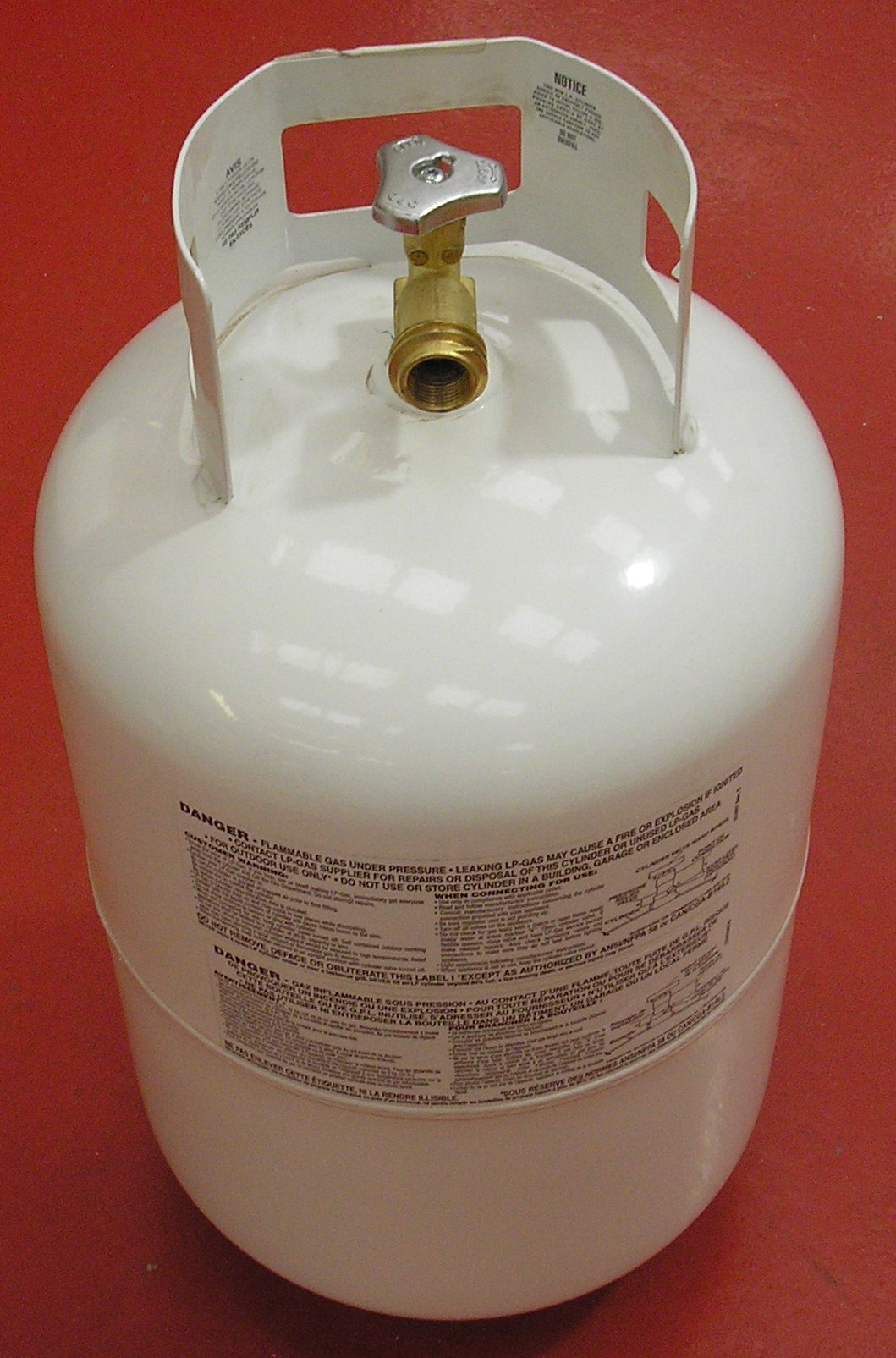 Propane Safety And Use